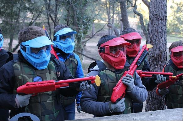 Paintball 6junior 6