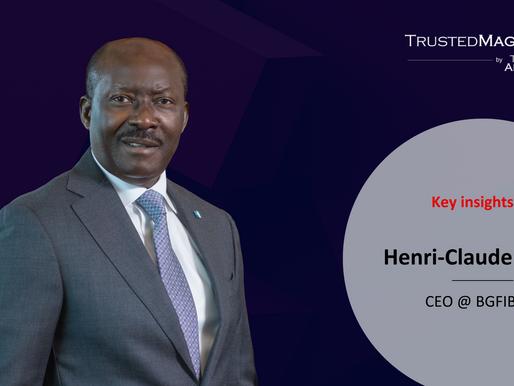 Q&A with an inspirational CEO: Henri-Claude Oyima