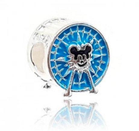 Berloque Mickey Roda Gigante