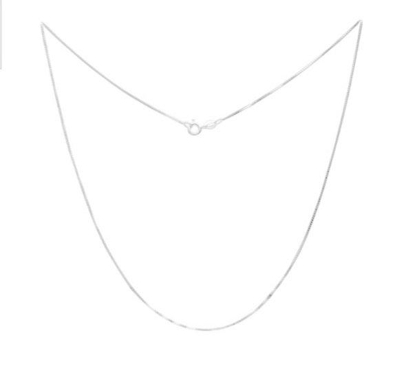 Cordão Prata 925 50cm