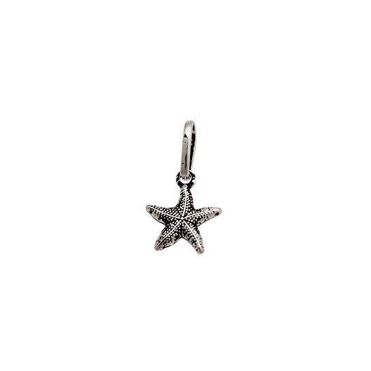 Pingente Mini Estrela Prata 925