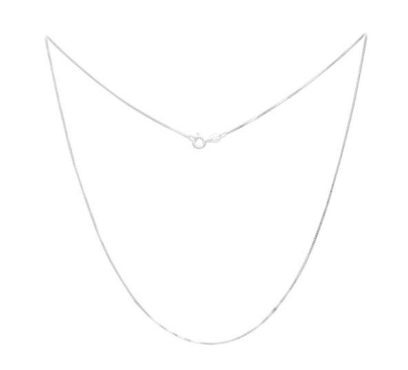 Cordão Prata 925 45cm