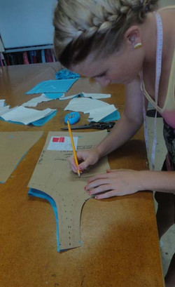 LEARN2SEW STUDENT PATTERN MAKING