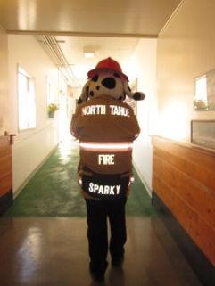 NTFPD Sparky