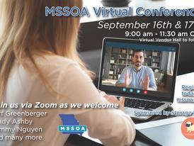 MSSOA Virtual Fall Conference