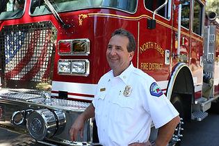 Fire Chief Michael Schwartz