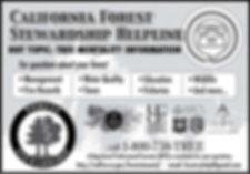 Forest Stweardship Helpline