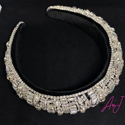 Double Diamond Headband
