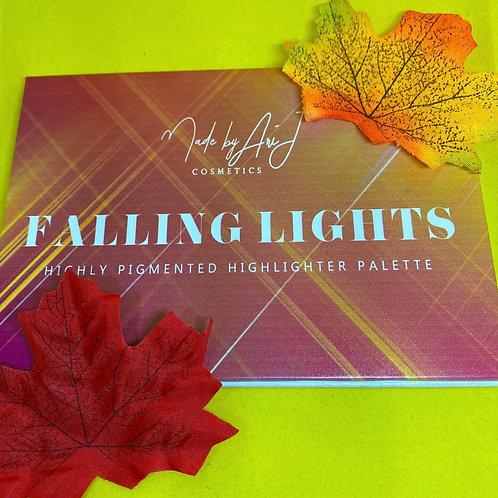Falling Lights Highlighter Palette