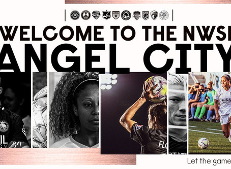 Pending… Angel City FC
