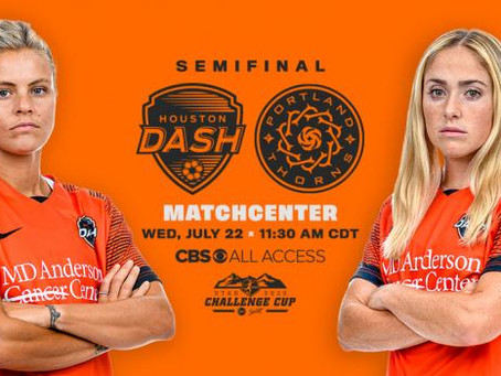 Rachel Daly Dashes Portland's Hopes of NWSL Challenge Cup Glory