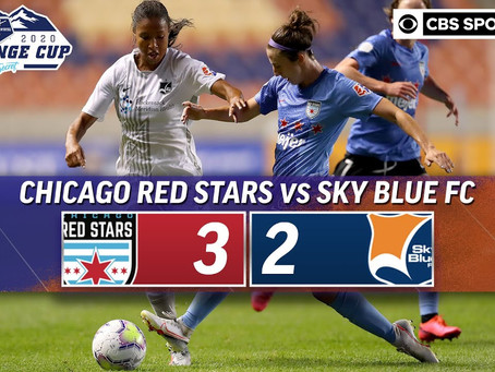Chicago are Stars in semi-final match up: A Post-Match Review of CRS vs SBFC