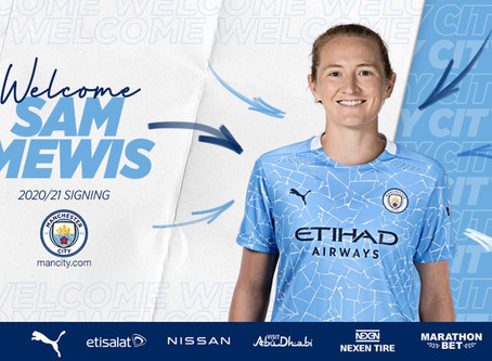 Mewis on the Move