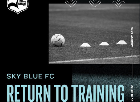 A September Sky Blue Return?