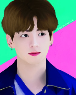 Jungkook portrait