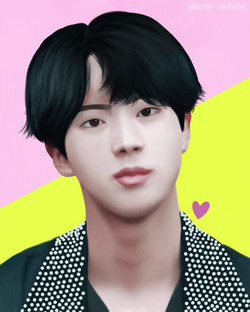 Jin portrait