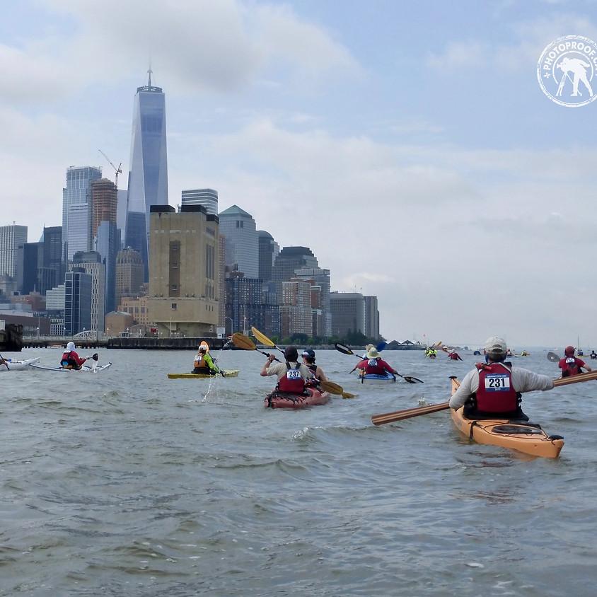 Kayak de mer niveau 2