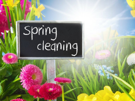 Spring Cleaning: How to Include Your Finances for a Clean-Up