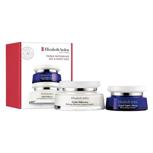 Elizabeth Arden Visible Difference Day & Night Duo Gift Set