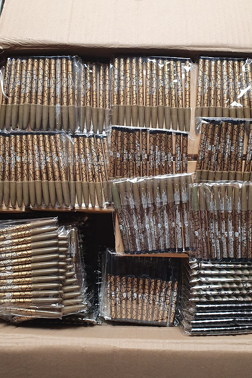 120 Eyebrow pencils in Black and Brown
