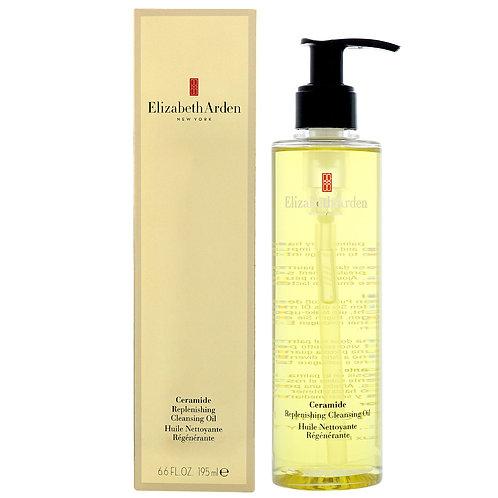 Elizabeth Arden Ceramide Replenishing Cleansing Oil - 195ml