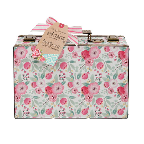 Body Collection Vintage Beauty Case gift set