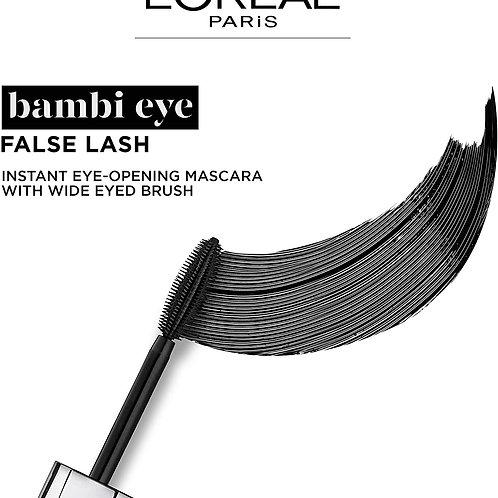 L'Oreal Bambi Eye False Lash Black Mascara