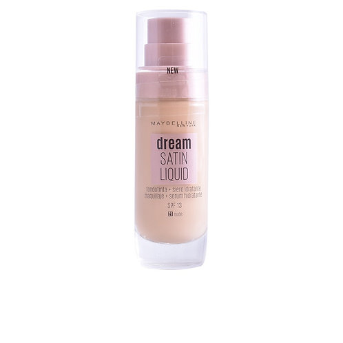 Maybelline Dream Satin Liquid Foundation 21 Nude 30ml