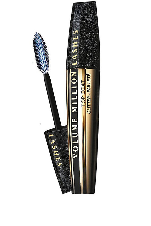L'Oreal Volume Million Lashes Mascara Top Coat Glitter Gel 6 ml