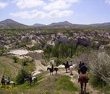 cappadocia horseriding
