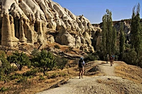 cappadocia valleys