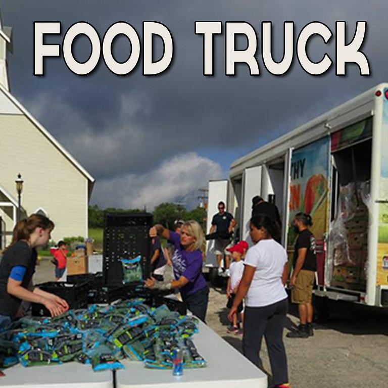 San Antonio Food Truck - TUESDAY