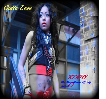 Gutta Love CD Front Cover