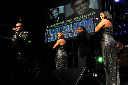 Darron Moore and The 14th Floor Motown P
