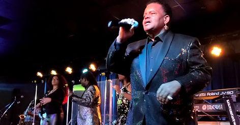 Darron Moore Performing Live