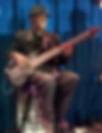 Wendell Lucas - Bass