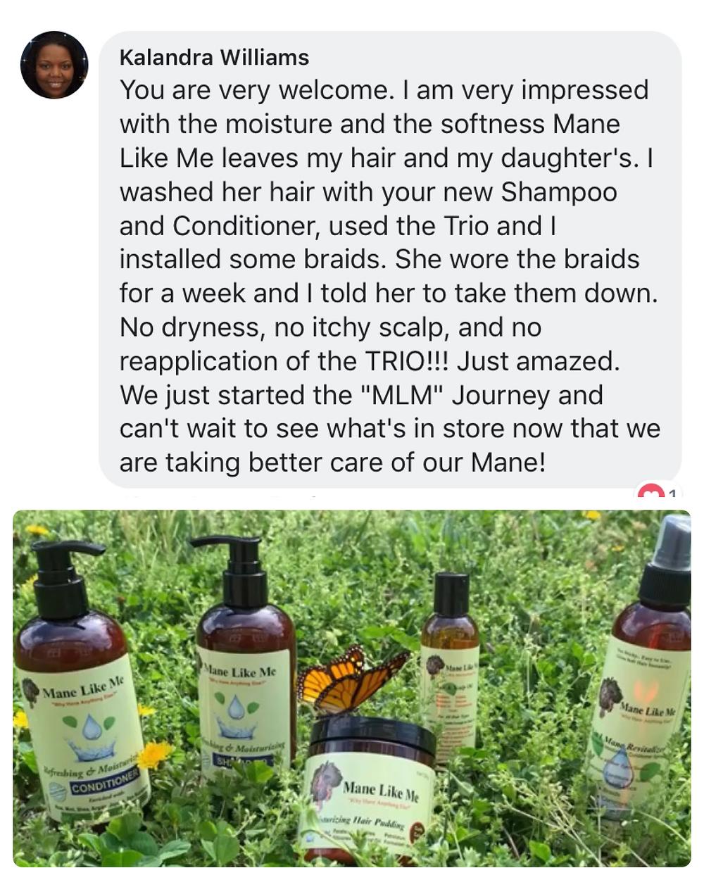 mane like me customer review