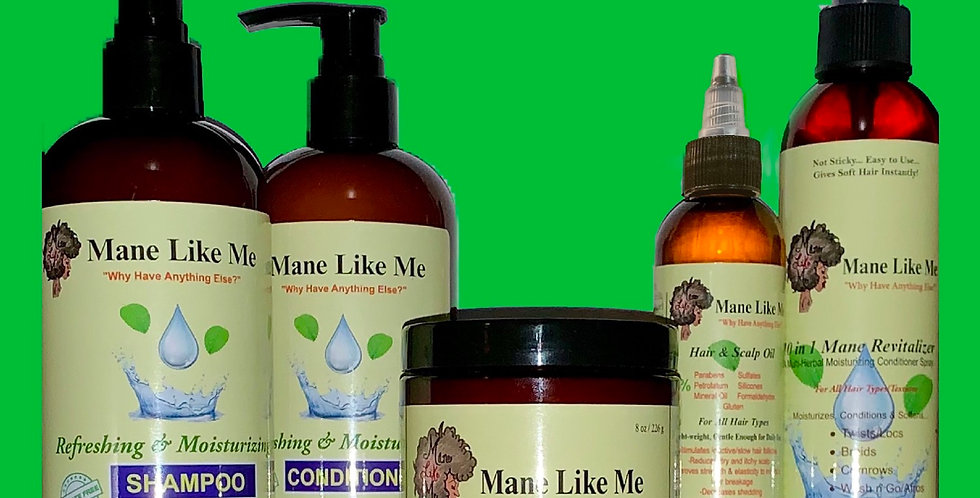 "Revive & Retain ""Ultimate"" Haircare System"