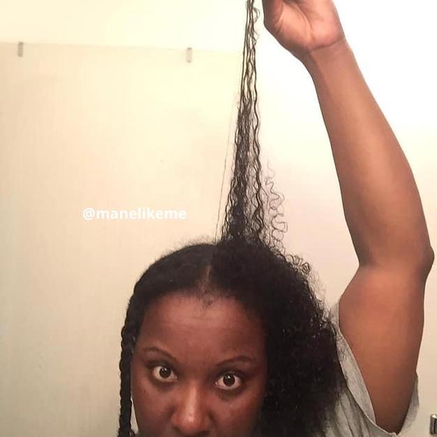 Hair Growth w/ Mane Like Me