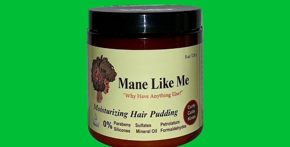 Moisturizing Hair Pudding