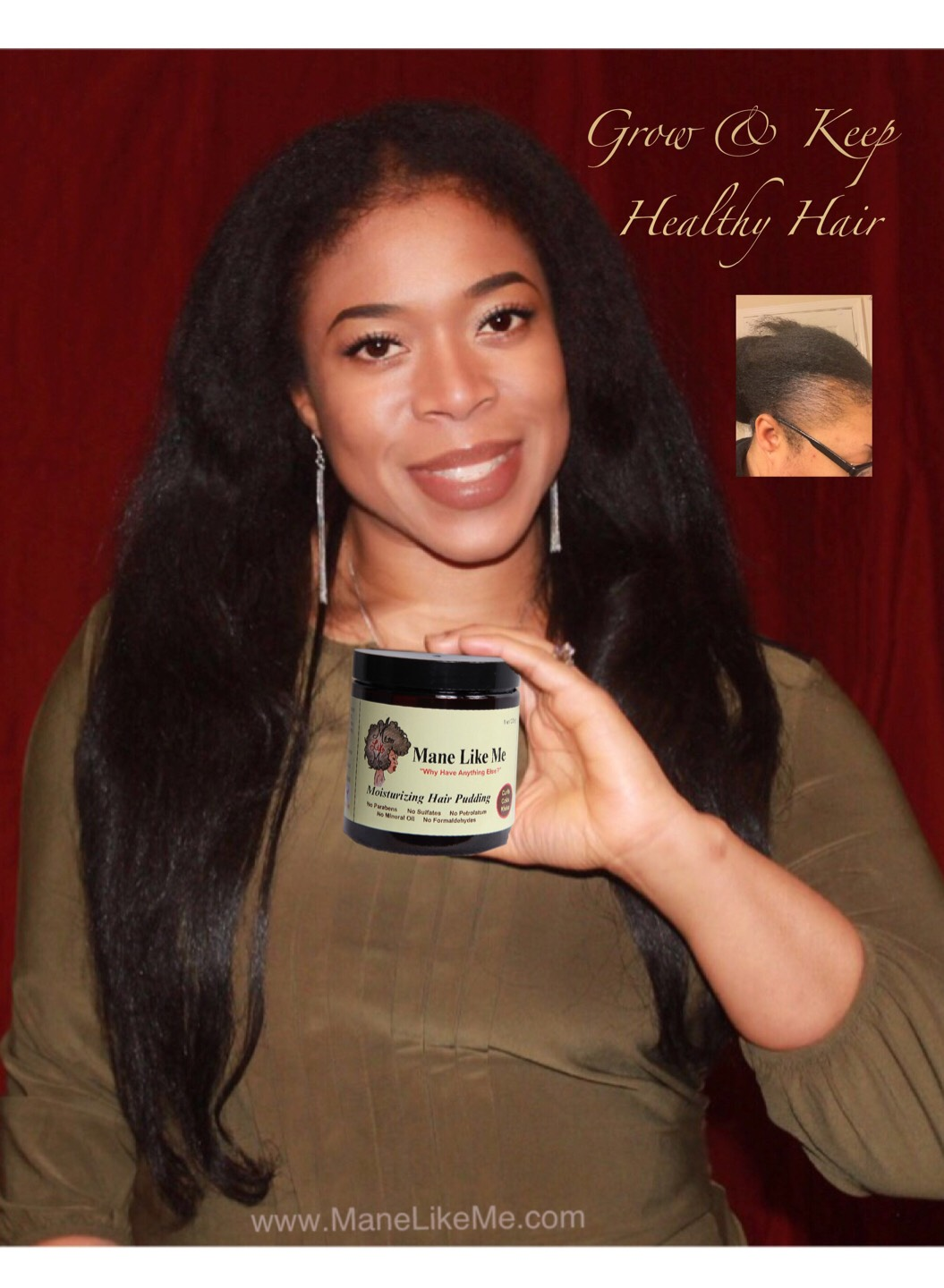 Owner of Mane Like Me Products