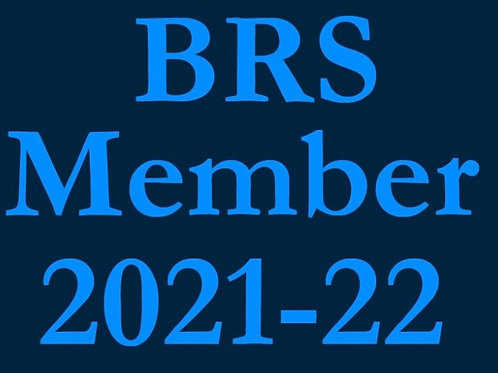 BRS Early Bird Special: Membership + 10 session Pass