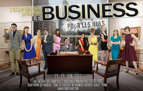 LE BUSINESS POUR LES NULS