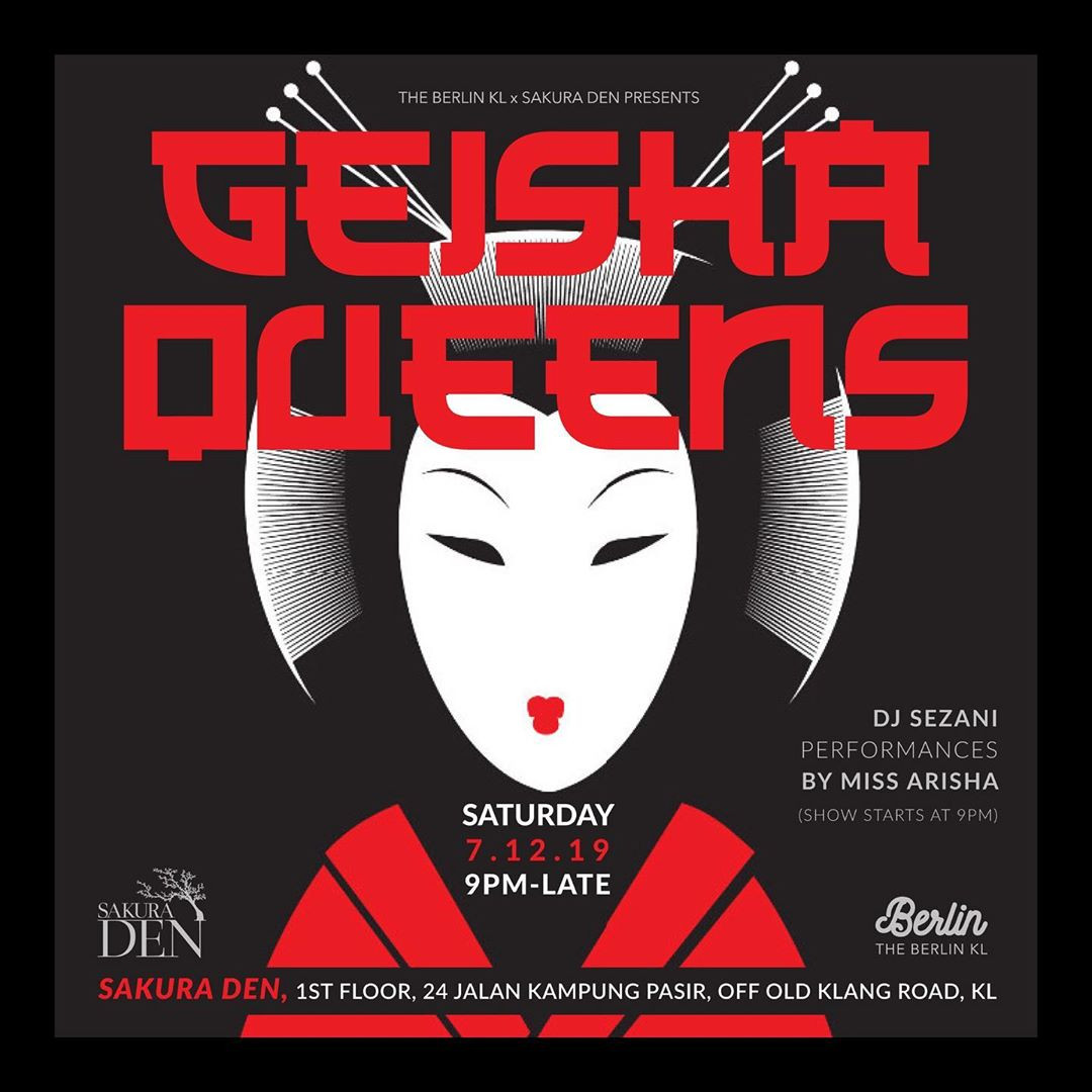 Geisha Queens