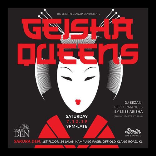 Geisha Queens