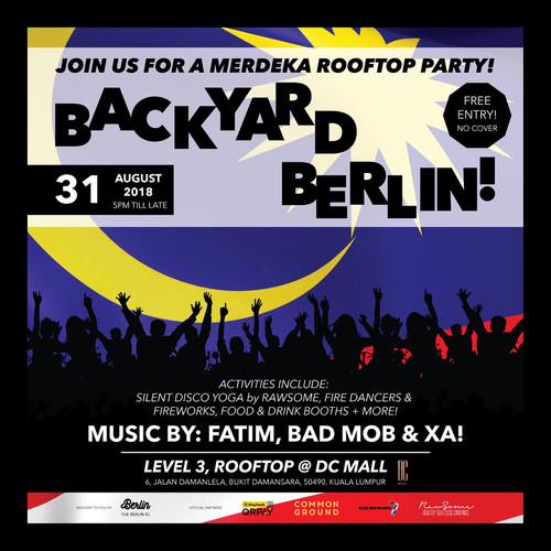Backyard Berlin