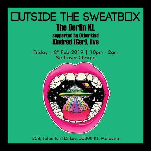 Outside The Sweatbox