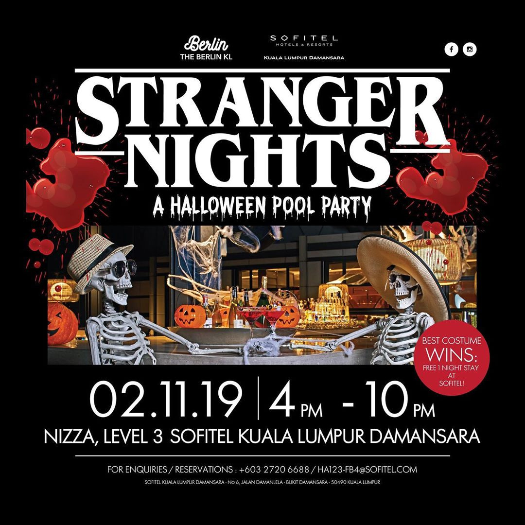 Stranger Nights!