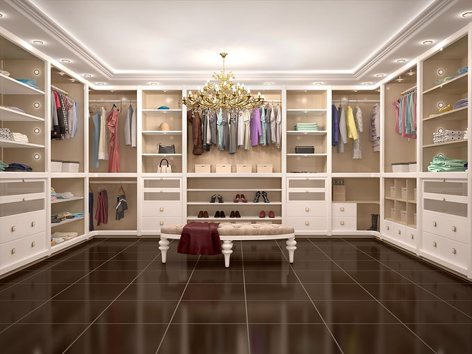 Newport Custom Closets_Home Page
