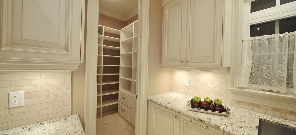 newport custom closets_pantry cabinets